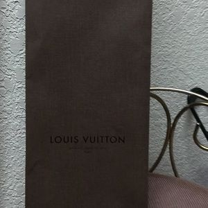 LV dust cover, for wallet, box, and sale bag
